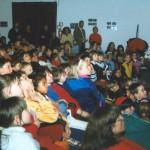 Inaugurazione teatro 1998