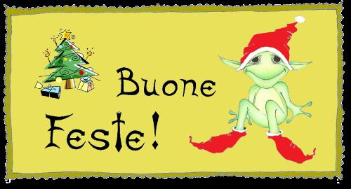 Rospo natale 1