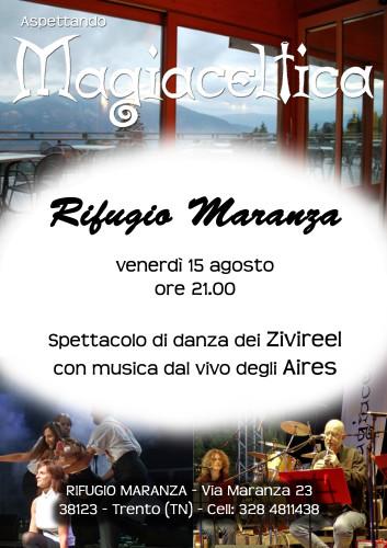Cartellone Maranza