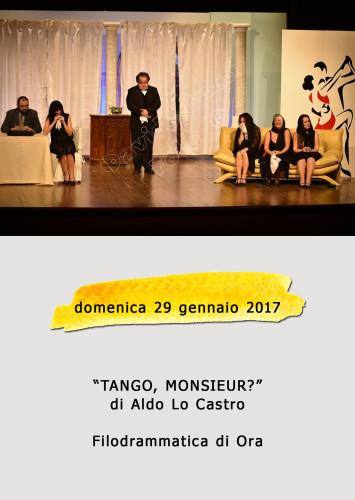 Tango, monsieur